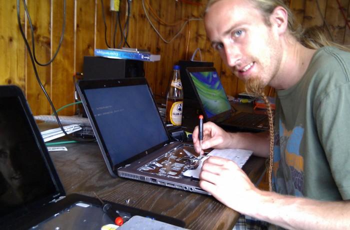 Reparatur aller PC's