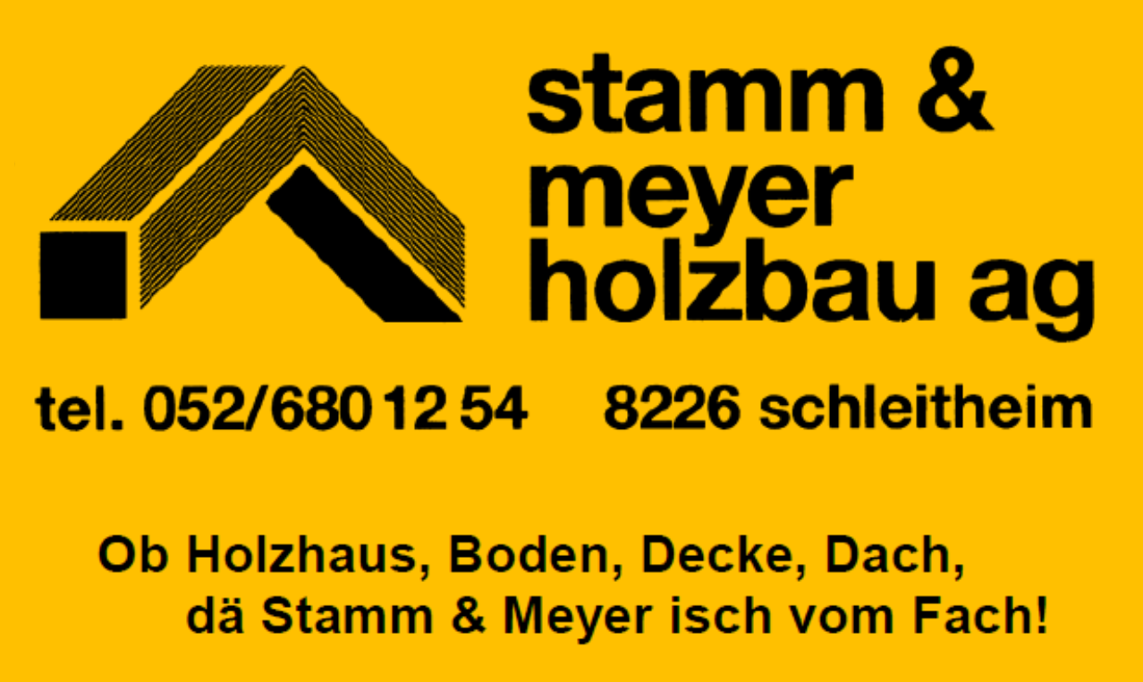 Stamm & Meyer Holzbau AG